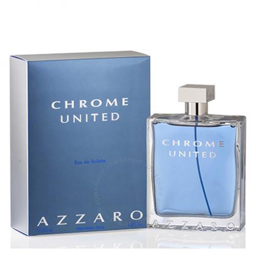 Chrome United Man